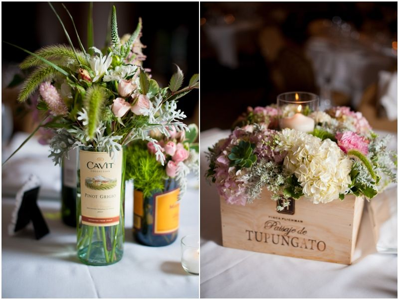 Flower arrangements in wine bottles google search center piece flower arrangements in wine bottles google search junglespirit Image collections