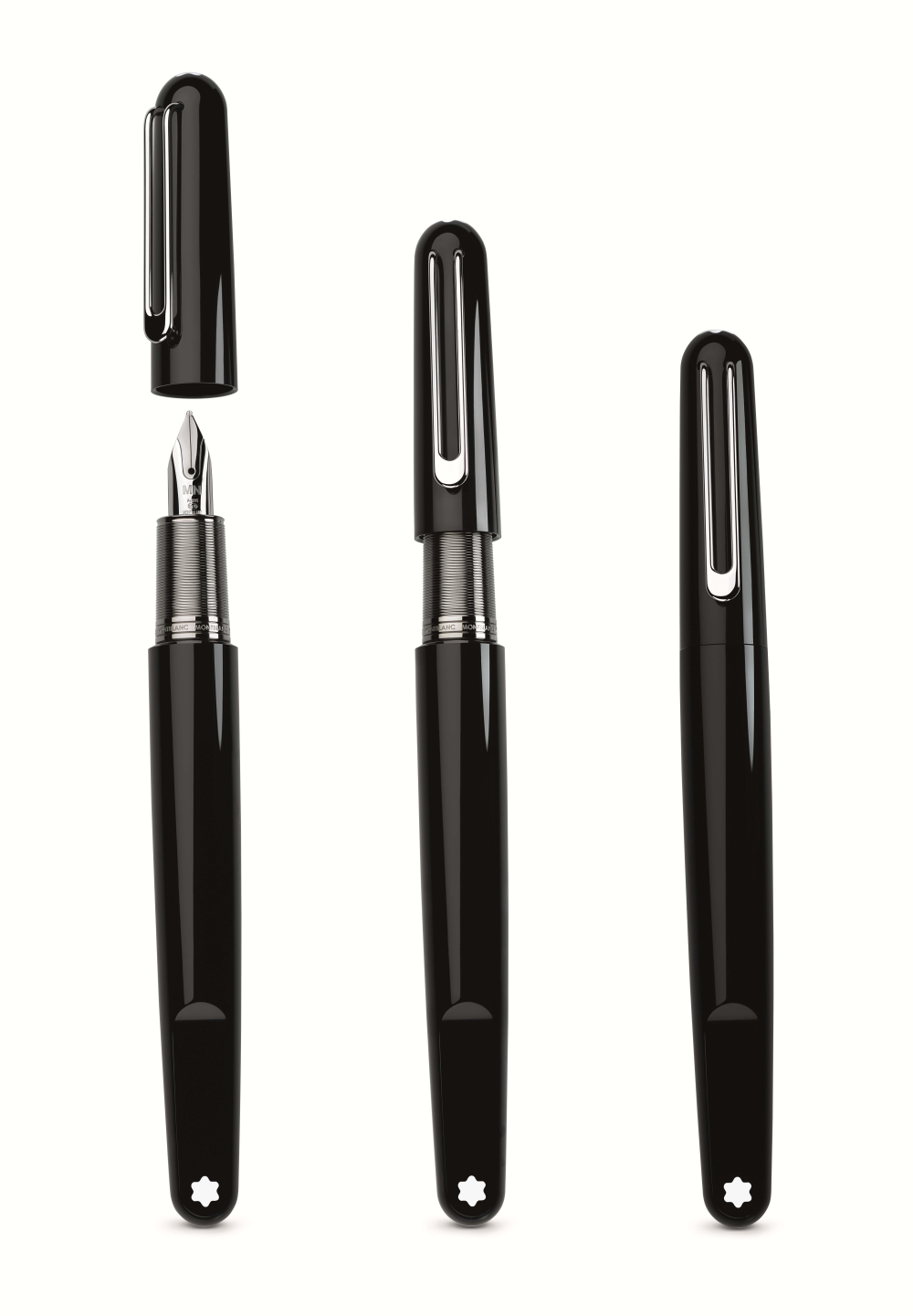 ea881e09f258c Montblanc M by Marc Newson. Montblanc M by Marc Newson Mont Blanc Fountain  Pen ...