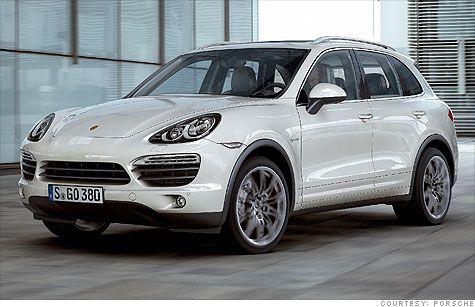 24++ Porsche midsize luxury suv dekstop