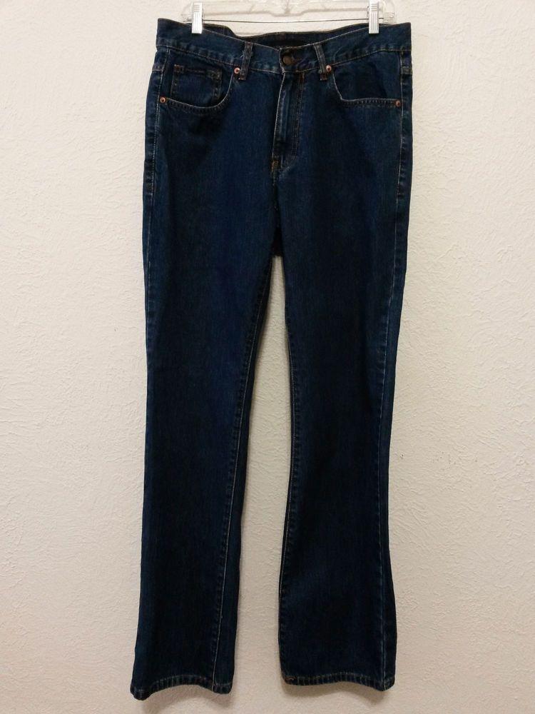 Calvin Klein Jeans Mens Jeans Tag Size 30 x 32 (Actual 33 x 33 ...