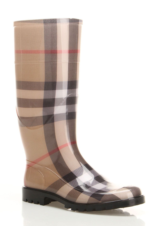 244a7d7c0a1 Burberry Rain Boots