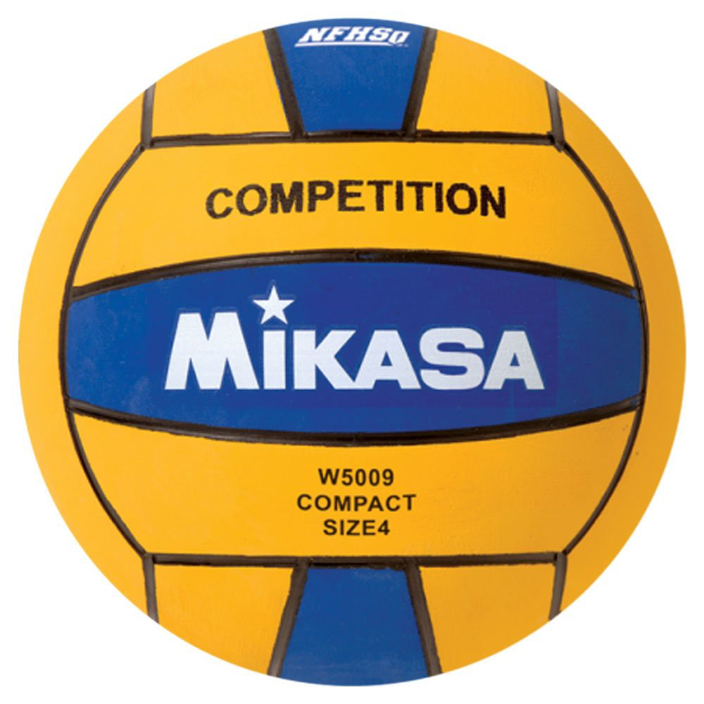 Mikasa Usa W5000 Color Series Size 4 Mini Olympic Water Or Canoe Polo Ball Blue Water Polo Water Polo Game Competition Games