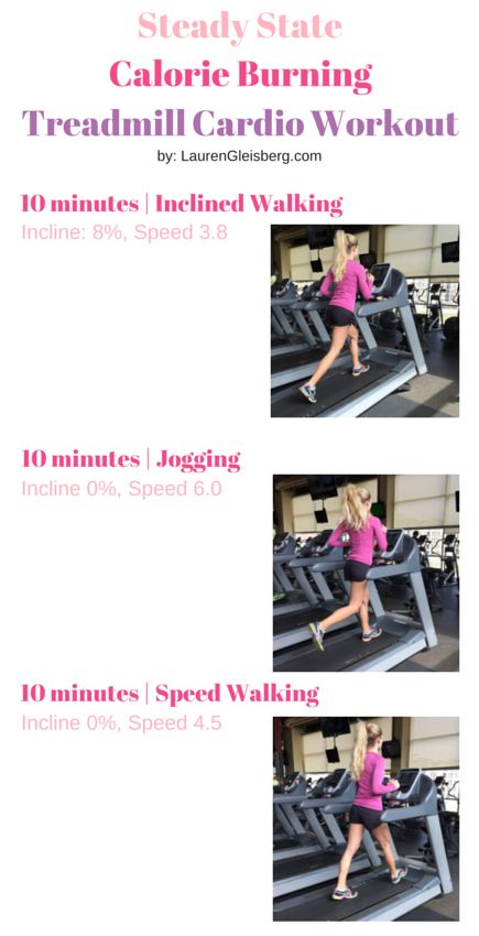 Steady State Cardio ( #cardioworkouts