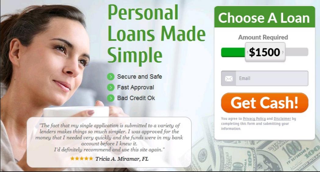Houston cash loan image 1