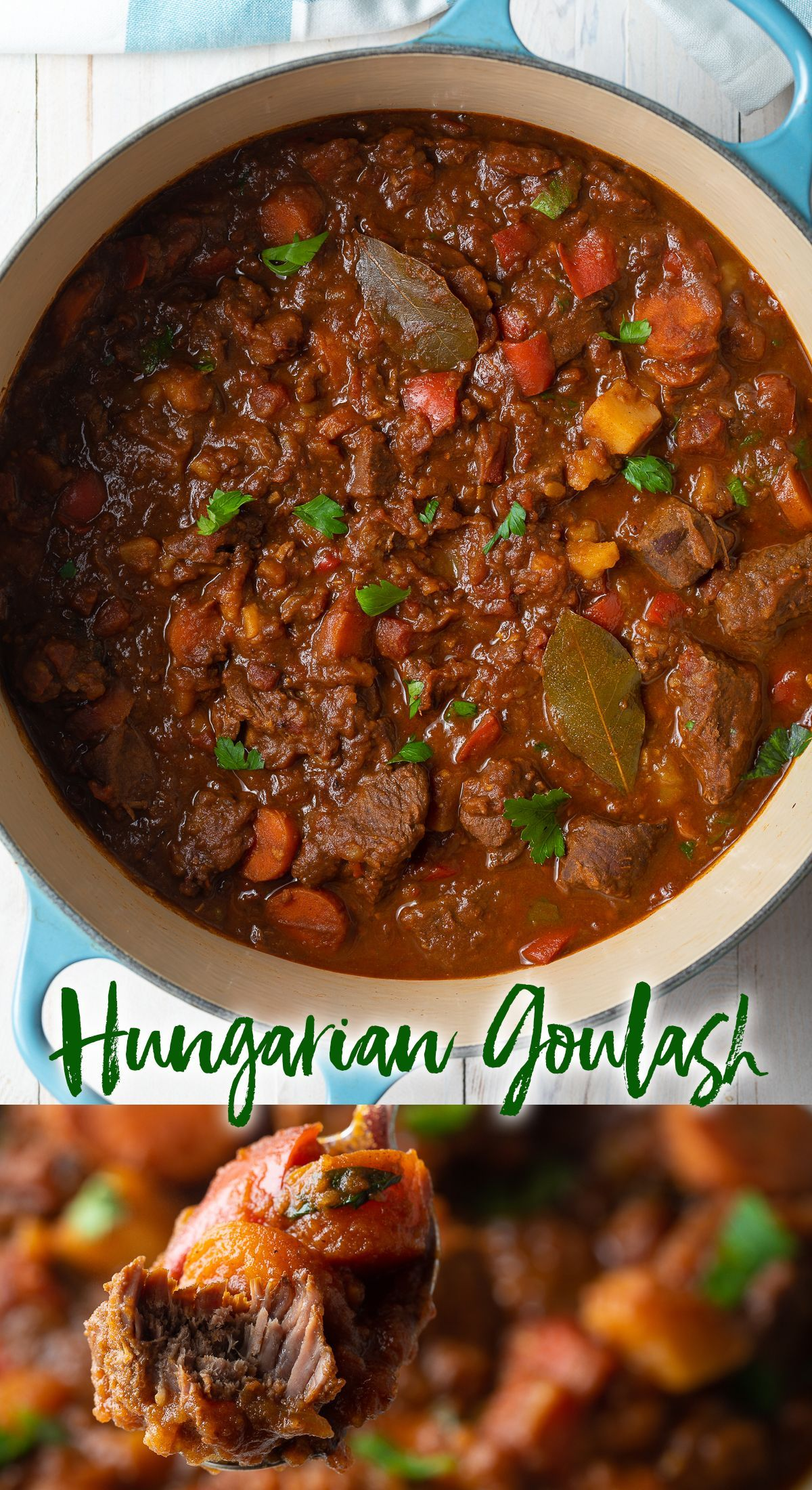 Rustic Hungarian Goulash Recipe A Spicy Perspective In 2020 Goulash Recipes Beef Recipes Stew Recipes