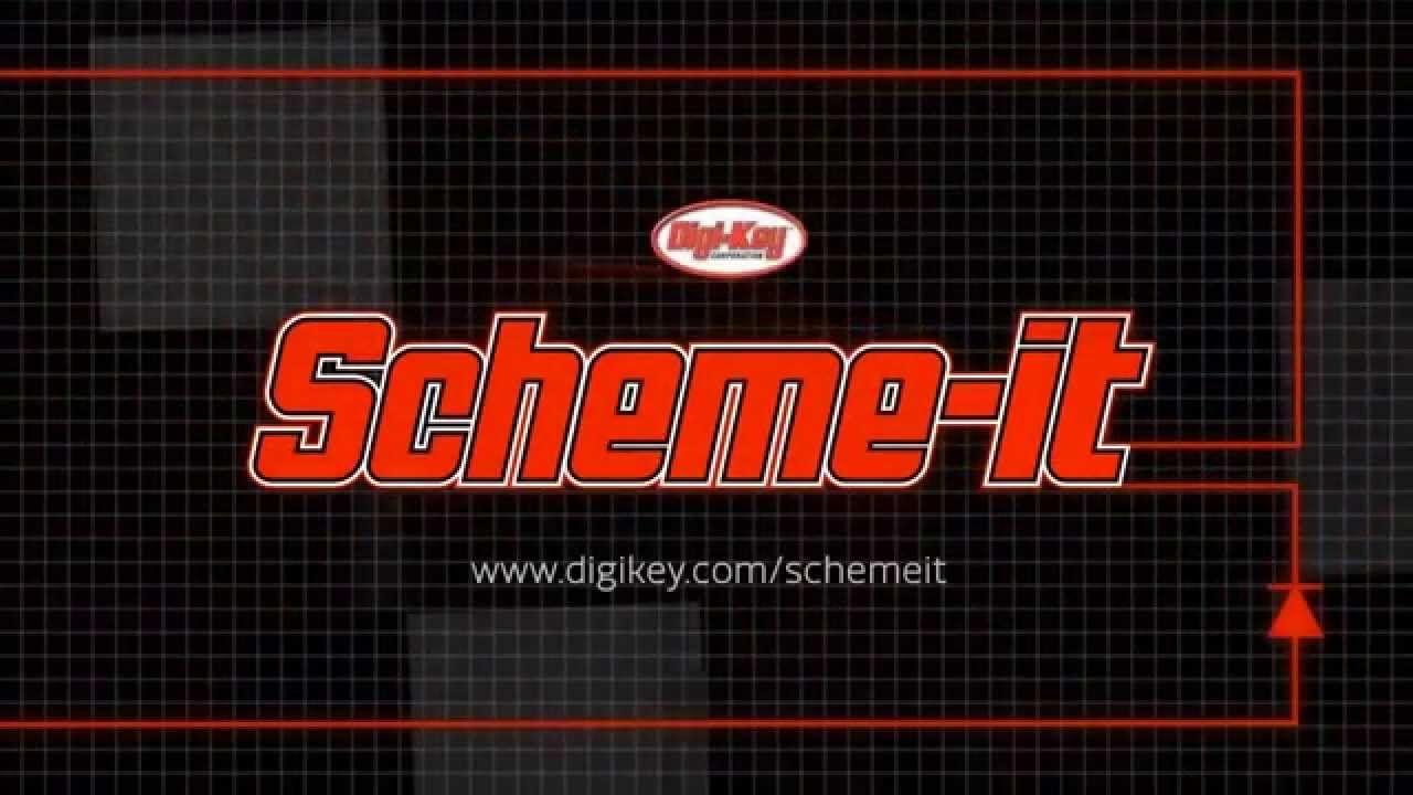 Scheme-it -- Free Online Schematic Tool | DigiKey | Design Tools ...