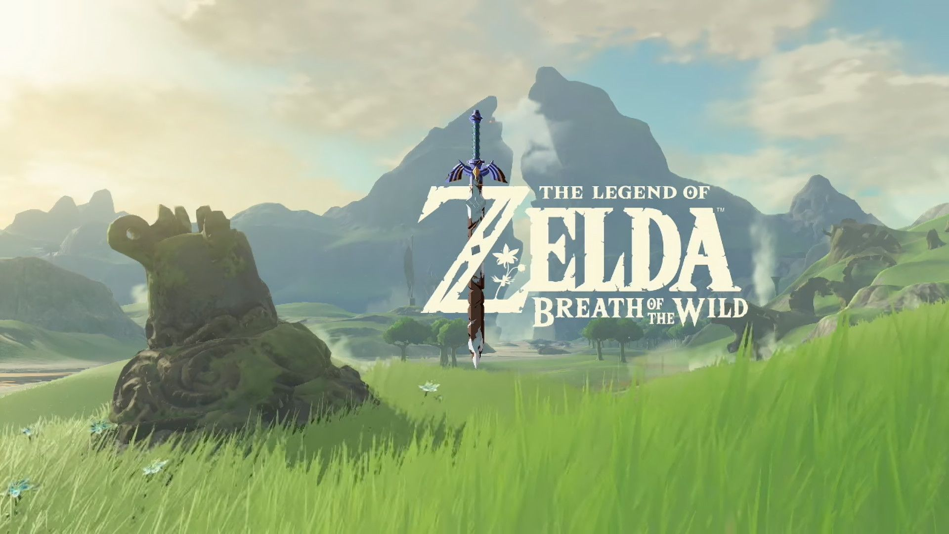 The Legend Of Zelda Breath Of The Wild Hq Backgrounds Zelda