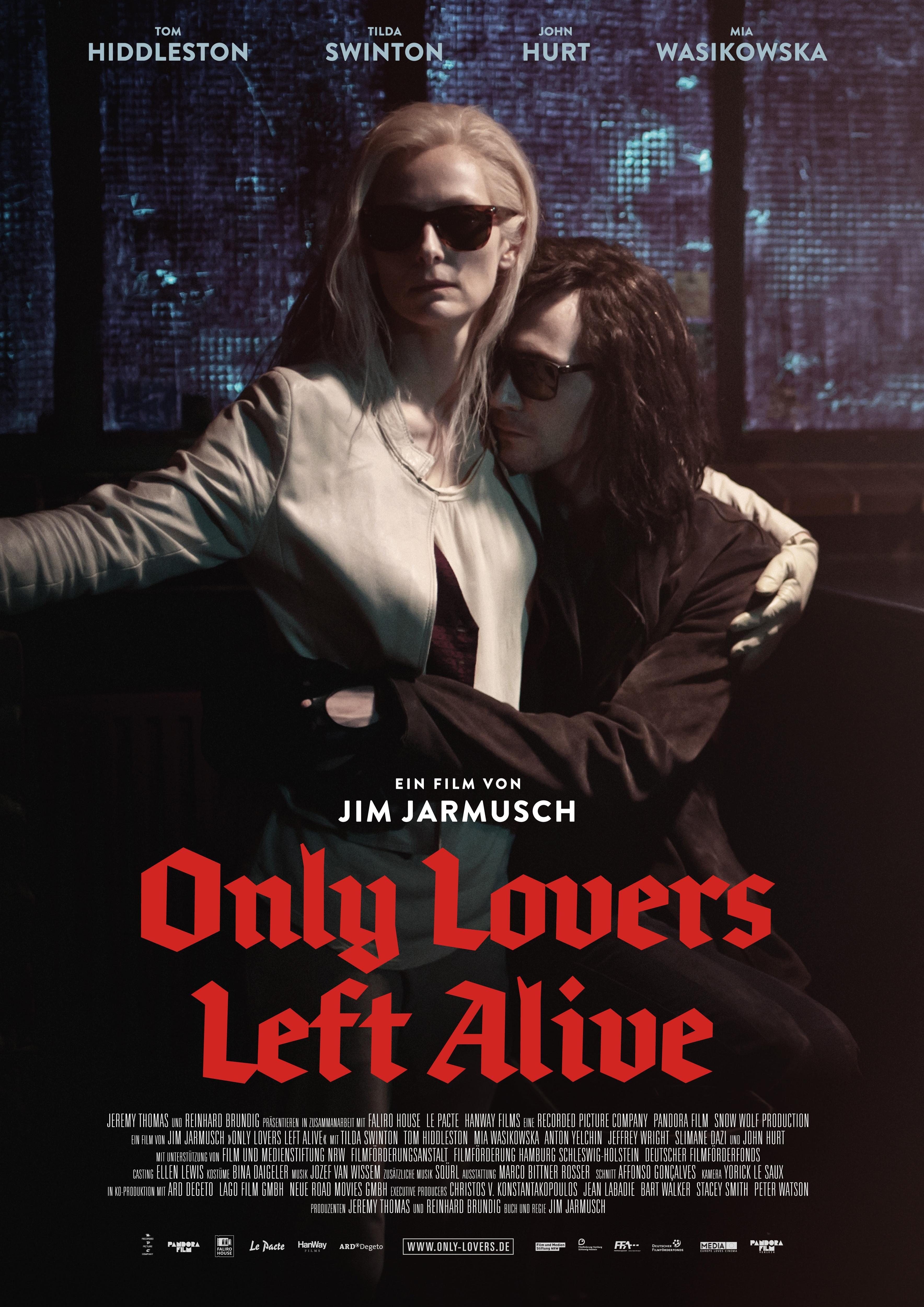 Only Lovers Left Alive Film