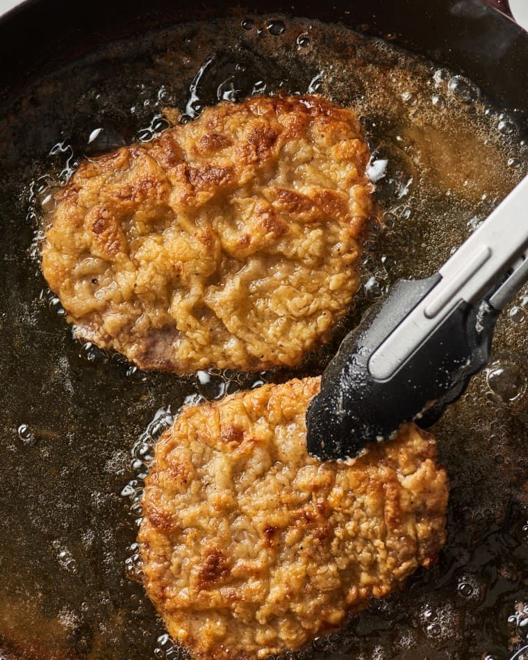 The Easiest Way to Make Chicken Fried Steak with G