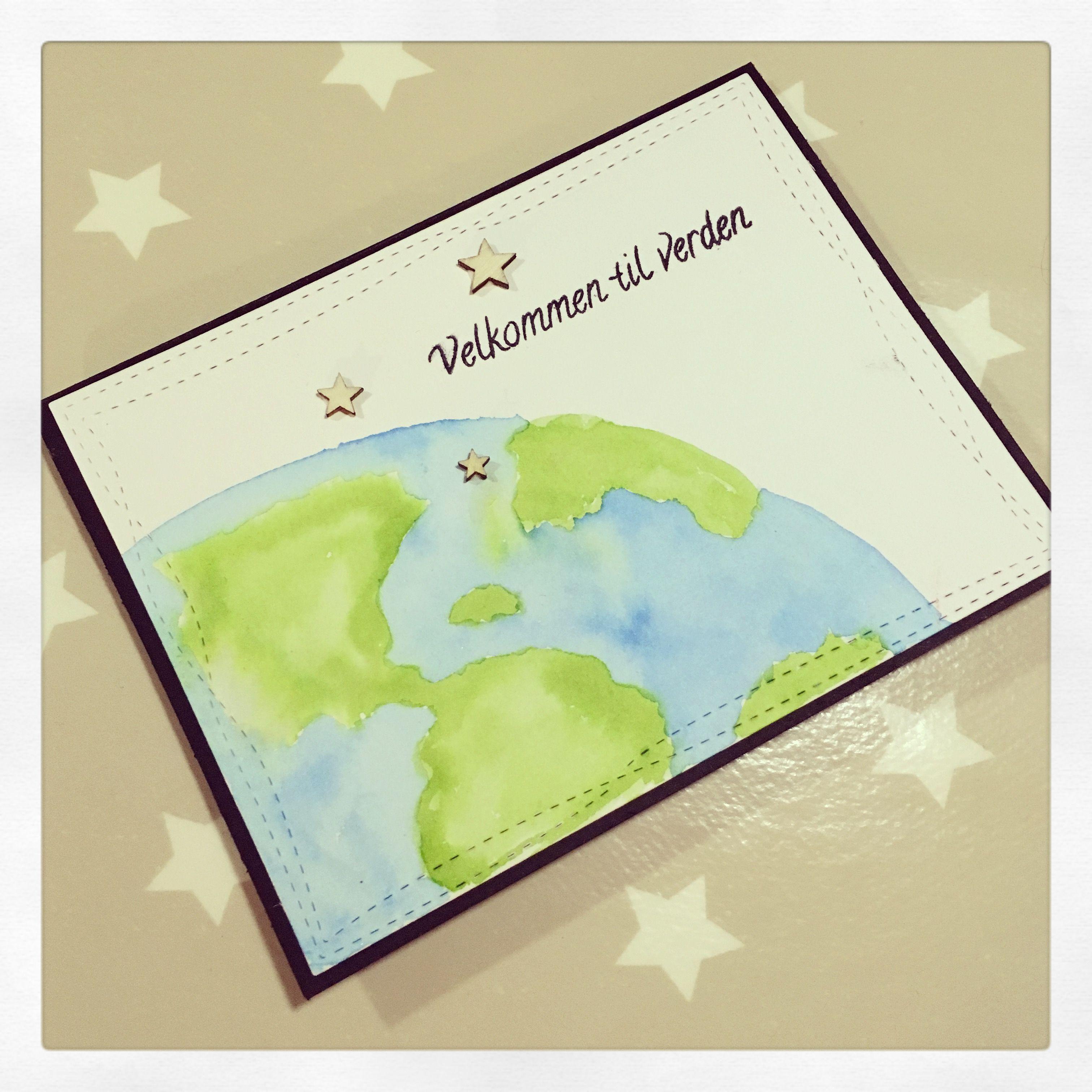 Velkommen til verden