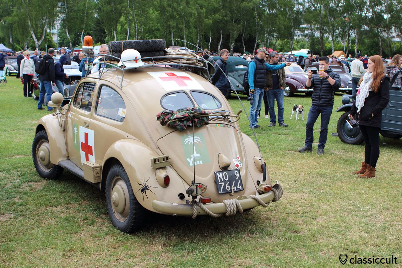 WOW, 1979 Africa Expedition VW Split Beetle