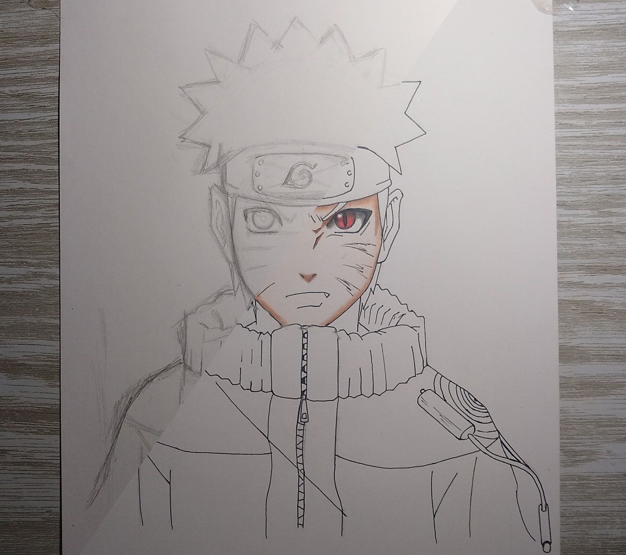 Naruto Dibujo Fácil Paso A Paso Aprender A Dibujar Dibujarte Dibujos