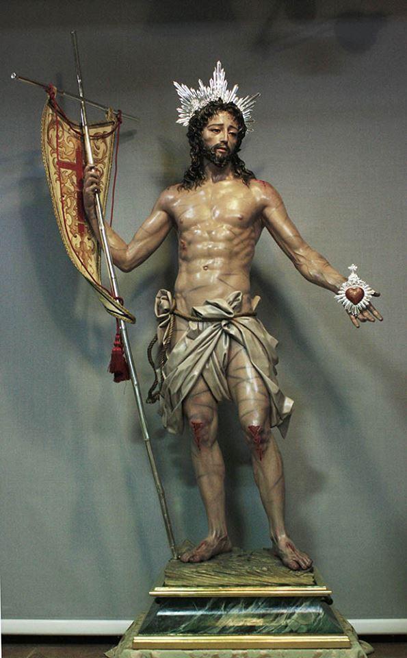 Cristo Resucitado, obra de Francisco Romero Zafra para Icod de los ...