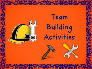Team Building Activities Singapore