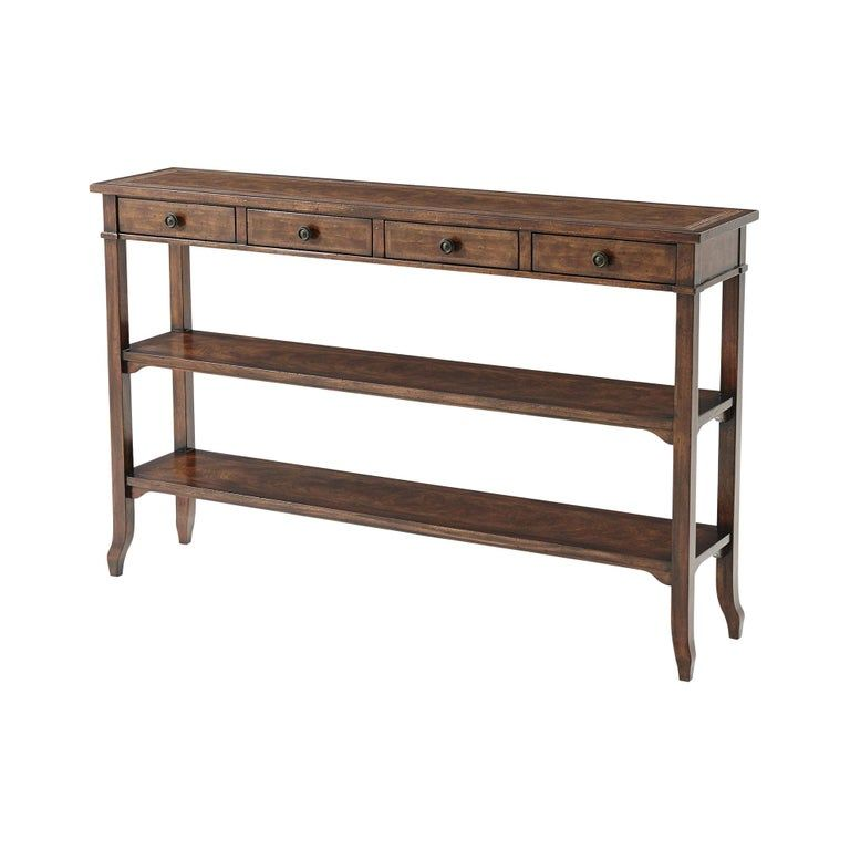 1stdibs Console Table Three Tier Console French French