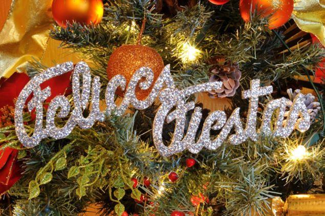Spanisches Lotto Weihnachten