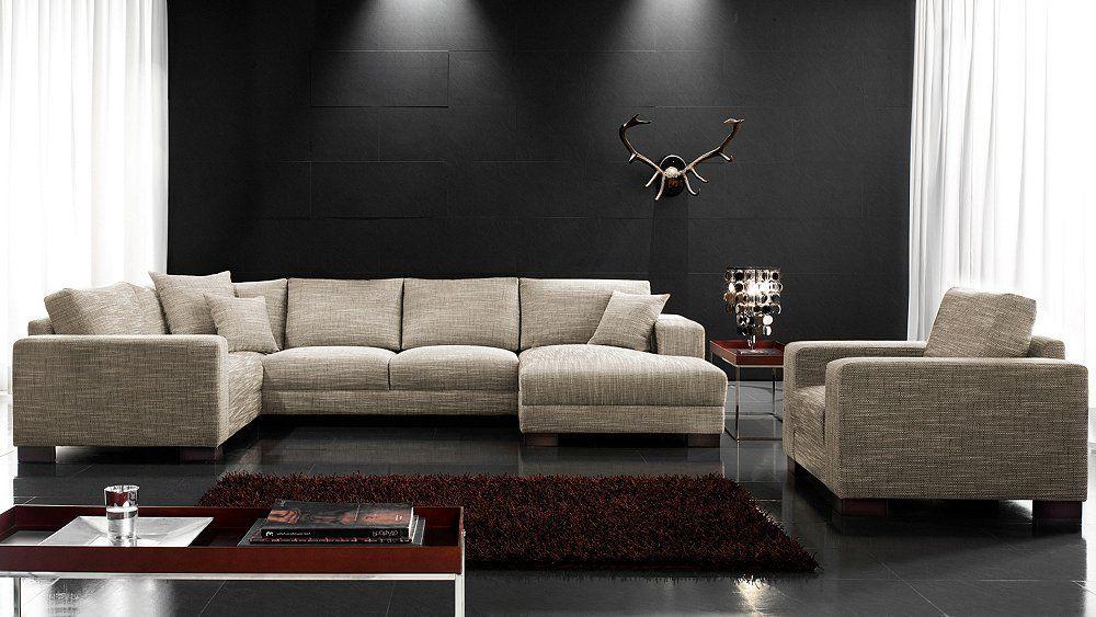 Wohnlandschaft \ - big sofa oder wohnlandschaft