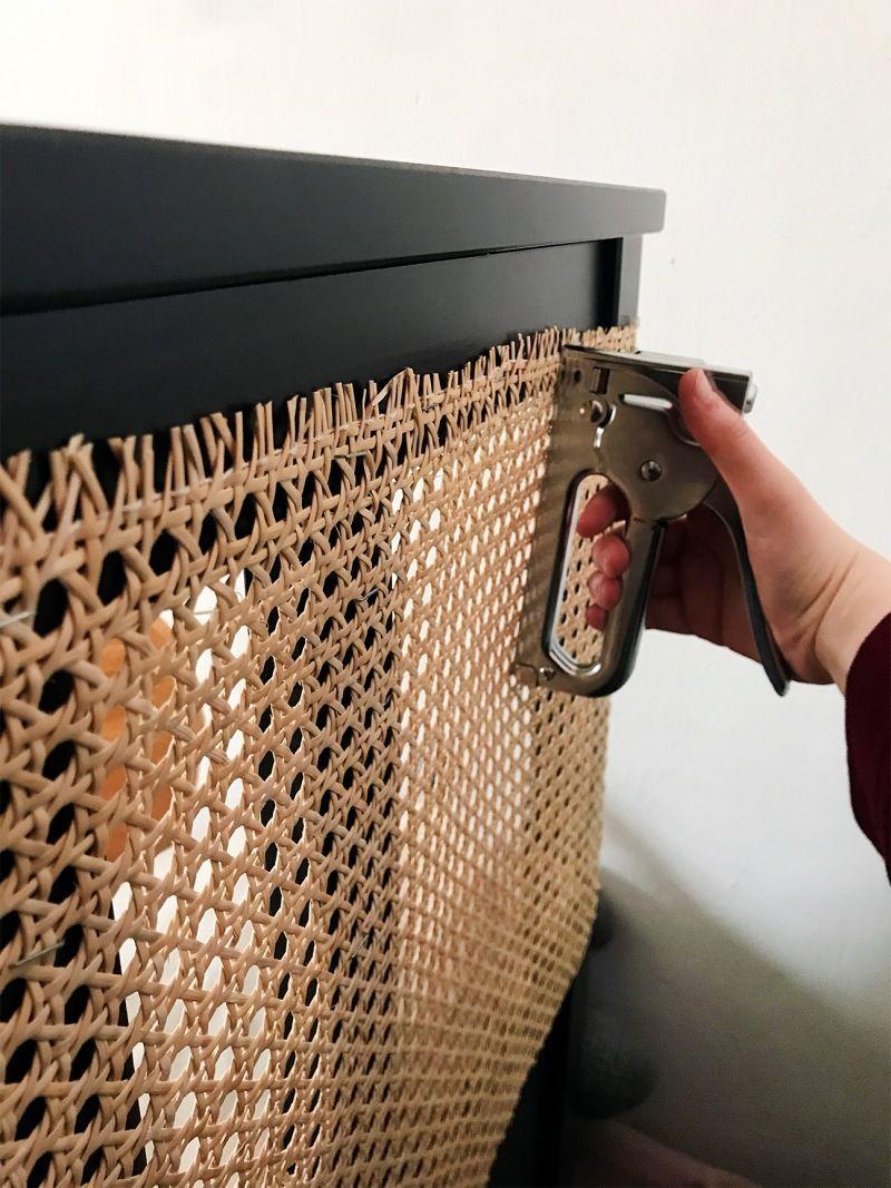 This IKEA Hemnes Bed Hack Takes Just 10 Minutes -  cane bed frame hack  - #bed #catnoir #frozenelsa #Hack #handmadehomedecor #hemnes #homedecoritems #homedecorquotes #IKEA #minutes #miraculousladybug #Onward #SpongeBob #takes #WonderPark