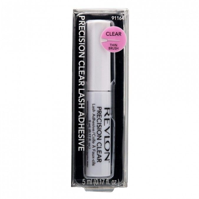 Revlon Lash Glue Clear Latex Free And The Best Drugstore Glue