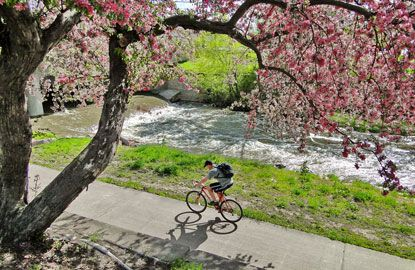 Top 10 Places to Travel this Spring: Denver