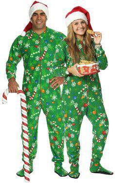 adult christmas pajamas - Google Search | Tis the Season | Pinterest