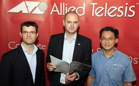 Japan's Allied Telesis builds on five-fold growth in Malaysia >>Allied Telesis opens new office and launches two new technologies that will help reduce operational costs by 60%, according to the company's Asia Pacific regional director.