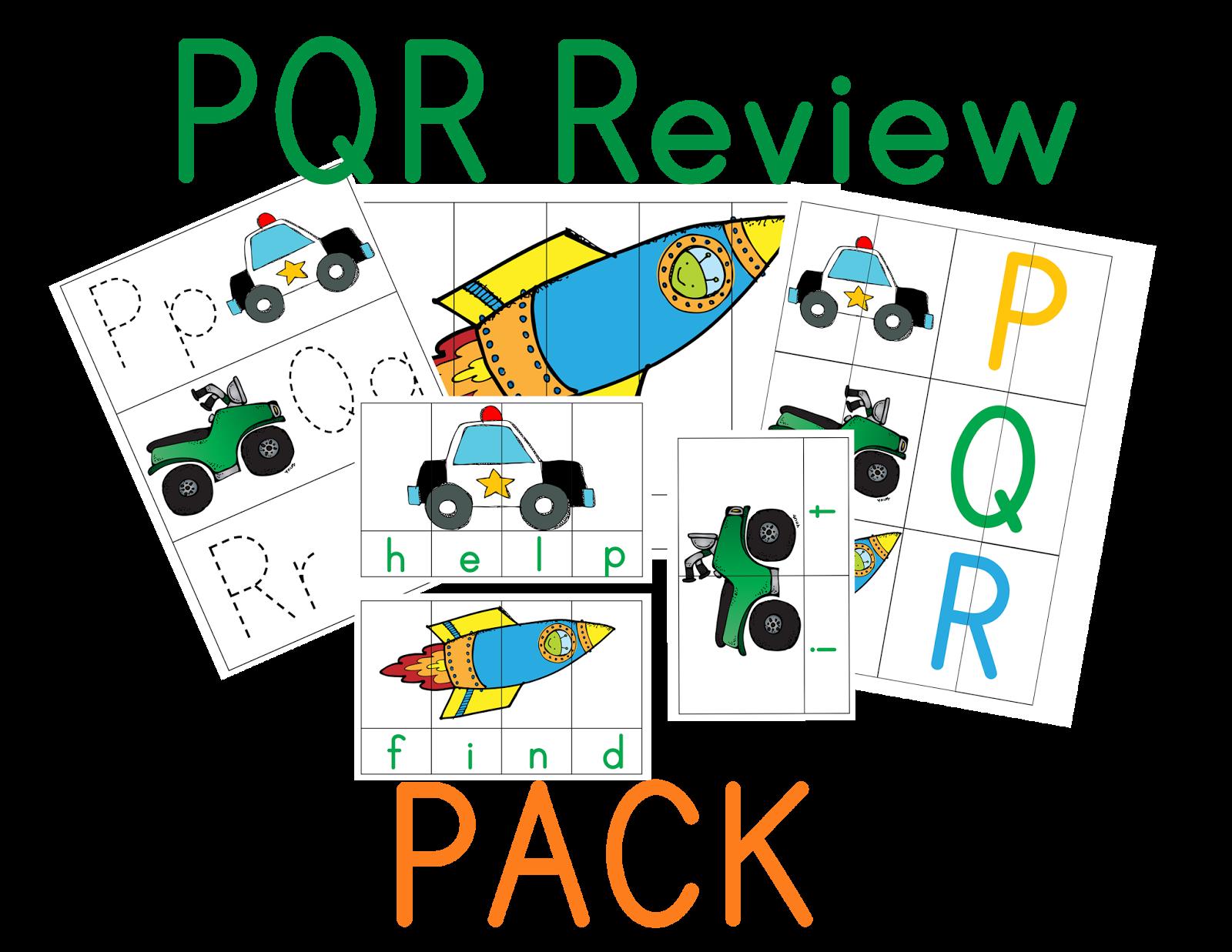 Living Worldsapart Pqr Review Pack Free Printable Pack