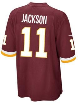 Nike Game Home Desean Jackson Jersey...so happy he went to my team!!! Woot woot now for the season to start