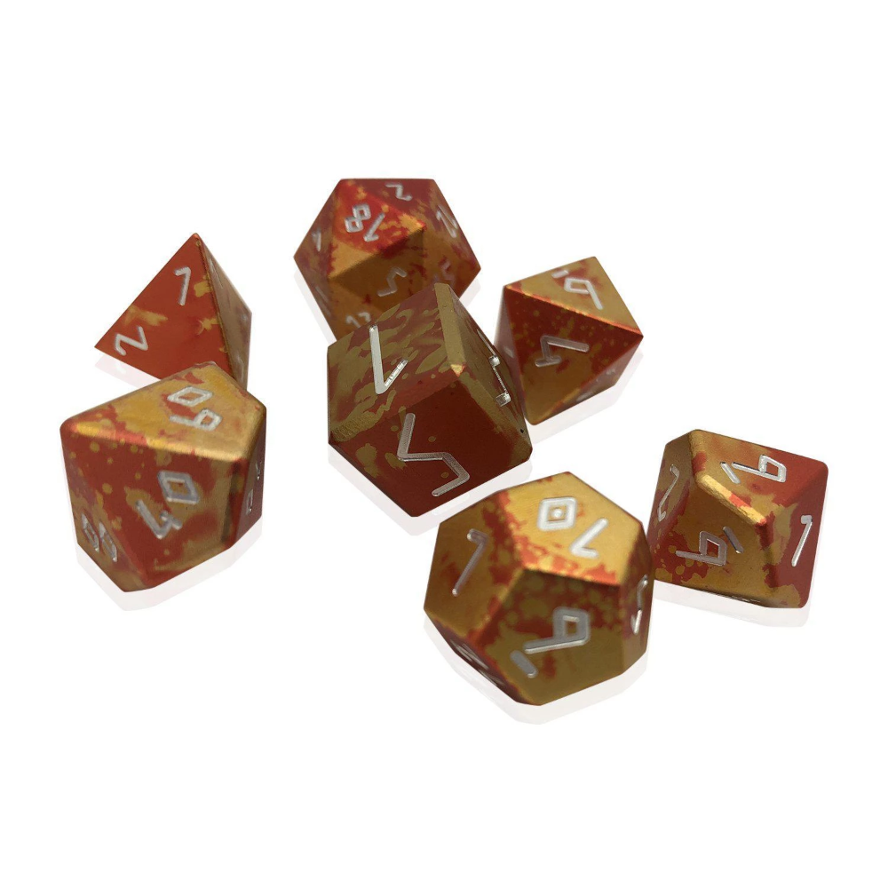 Phoenix Tears Wondrous Dice Norse Font Set Of 7 Rpg Dice By Norse Foundry Precision Polyhedral Dice Set Phoenix Tears Font Setting Rpg Norse foundry was established deep in the koltodir mountains by gromur dagarkin in 2011. pinterest