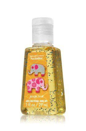 Lollapalooza Beauty Survival Kit Jungle Fruit Hand Sanitizer