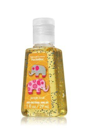 Lollapalooza Beauty Survival Kit Jungle Fruit Hand Sanitizer