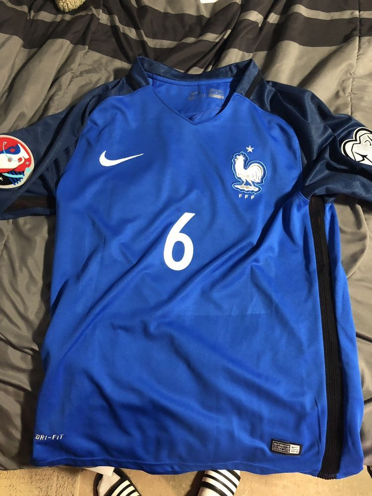 38d7a771b Paul Pogba France jersey  fashion  clothing  shoes  accessories   mensclothing  othermensclothing (ebay link)
