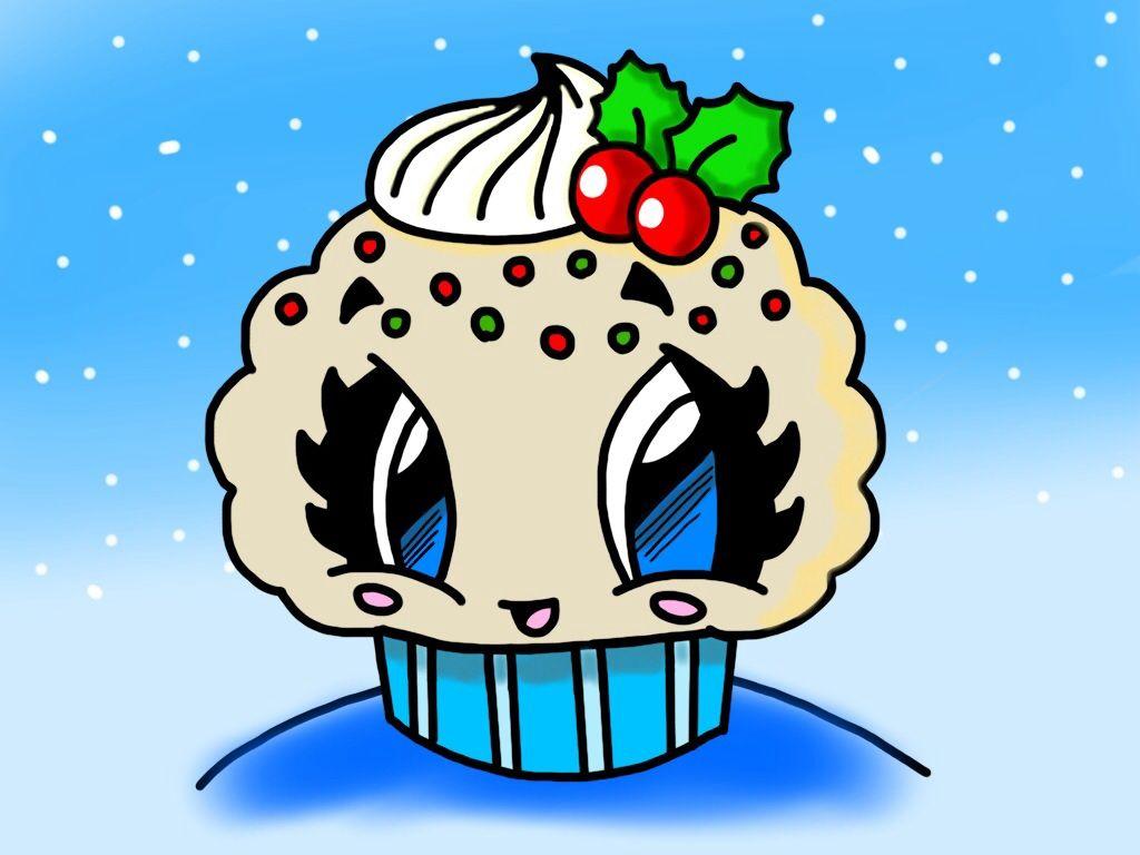 Fun2draw Cupcake Drawing Fun2draw Cute Drawings