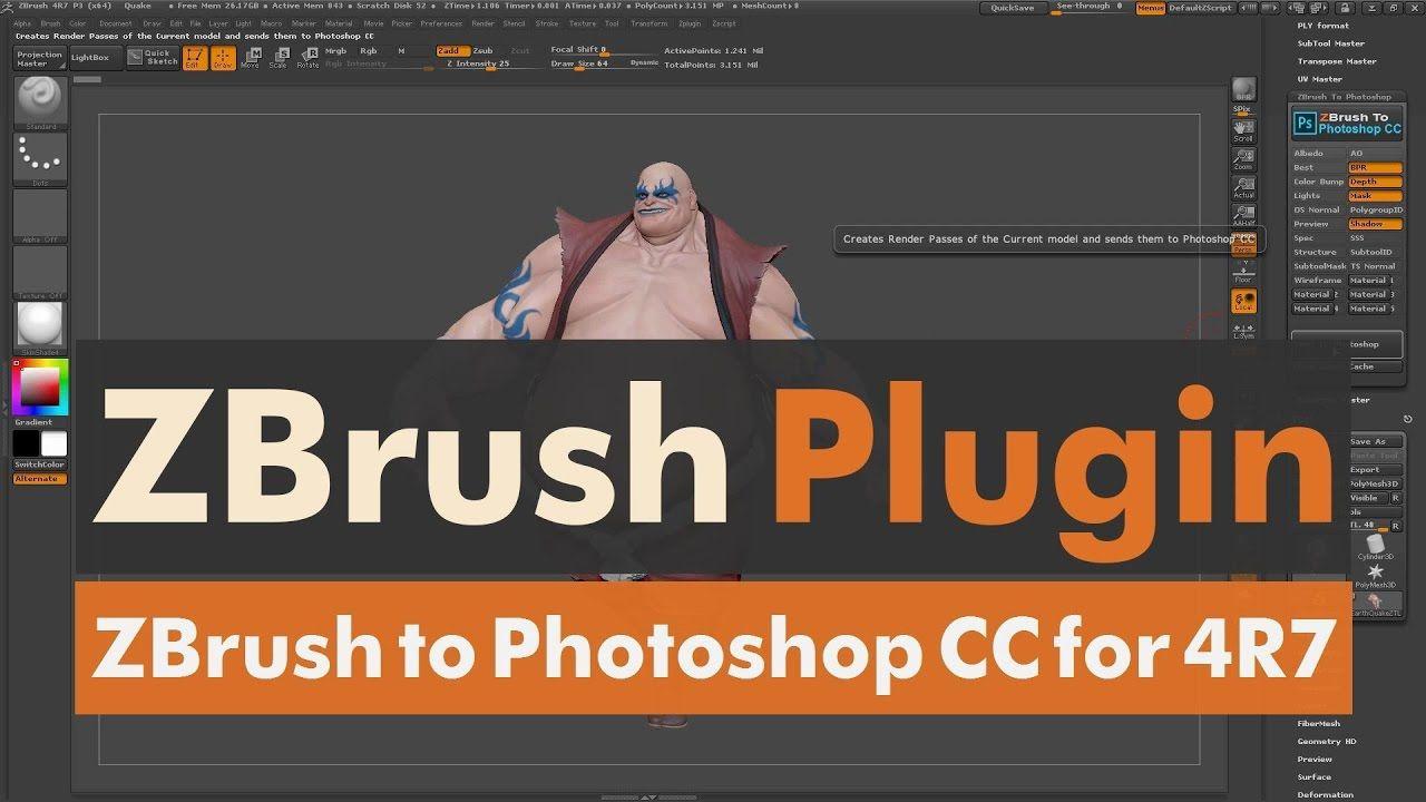 Zbrush to photoshop cc pixologics zbrush 4r7 p3 plugin 3d zbrush to photoshop cc pixologics zbrush 4r7 p3 plugin baditri Image collections