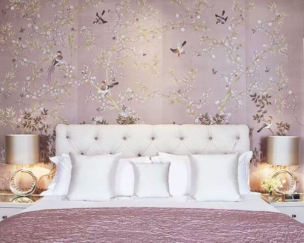 Sweet Dreams | Dusty Rose Pink & Mauve | Pinterest | Bedrooms, Wall ...