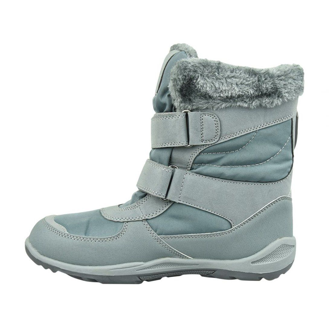 Buty Zimowe Kappa Gurli Tex Jr 260728k 1615 Szare Kid Shoes Winter Boots Childrens Shoes
