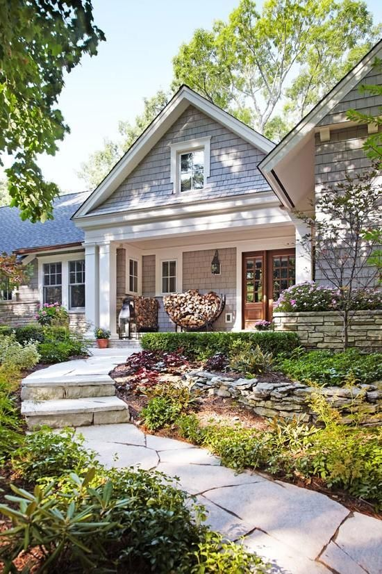 before and after remodeled ranch house traditional home more - Craftsman Ranch Home Exterior