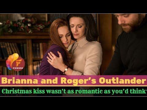 Christmas Kiss 3.Brianna And Roger S Outlander Christmas Kiss Wasn T As