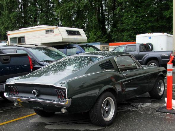 Liquidation Sale Alcatraz Sells Its Signature 1968 Ford Mustang