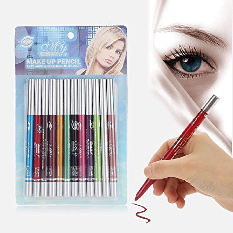 Eye Liner,Stay All Day Waterproof Longlasting Pen Beauty