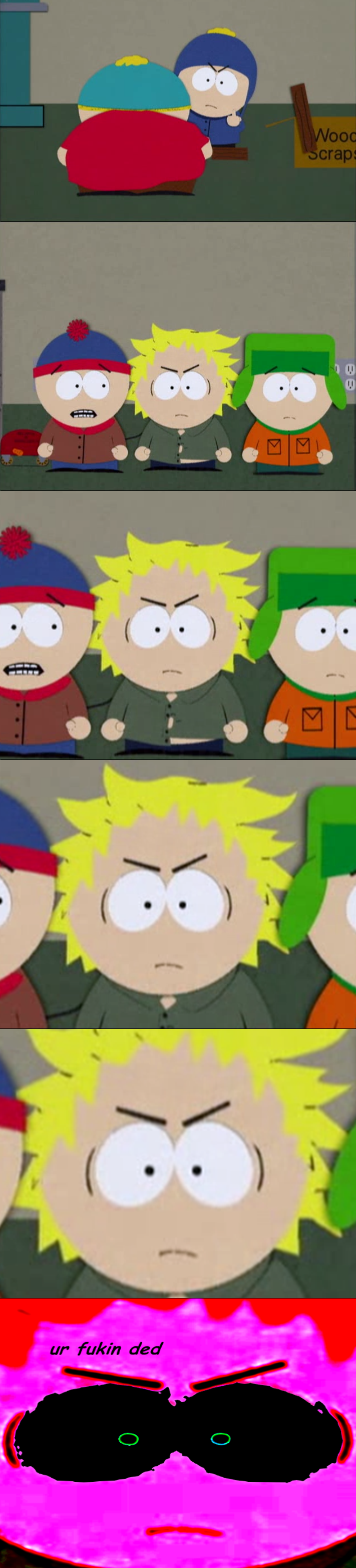 South Park tweek vs. craig