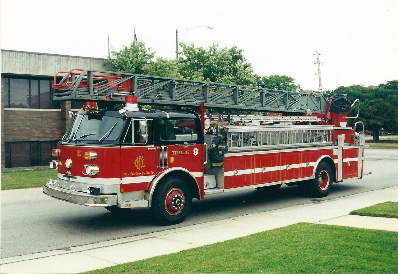Chicago, IL Truck Companies smithbrothersfirephotos