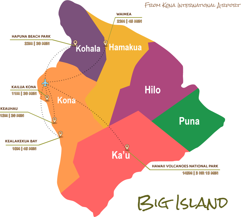Driving Map - Kona, Hawaii | Hawaii Maps | Big island hawaii, Hawaii on u.s. border map, kona arrivals, mauna lani bay hotel map, big island beaches map, parker ranch hawaii map, kohala map, hnl gate map, hilo hawaii map, hilo hawaiian hotel map, big island of hawaii map, kona beachfront property, kona koa,