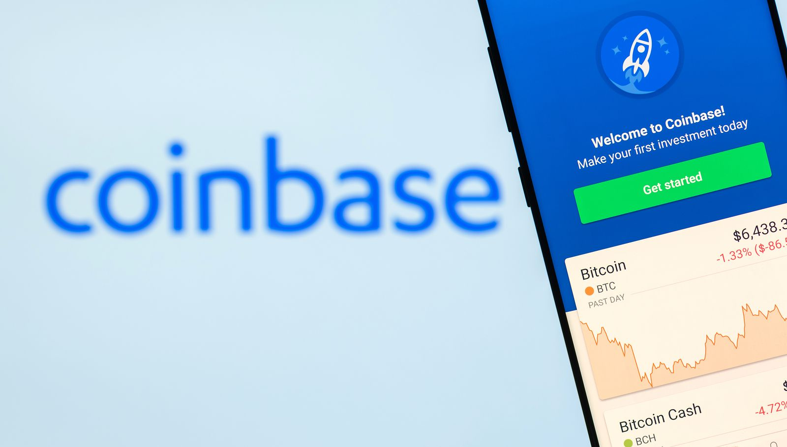 how do i buy cryptocurrency on coinbase