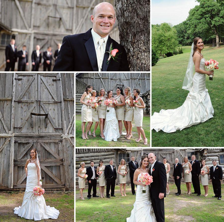 Southern Barn Wedding At Vive Le Ranch: Vive Le Ranch Tulsa, OK