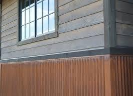 Corrugated Metal Siding Wainscoting Google Search Corrugated Metal Siding Shiplap Siding House Exterior
