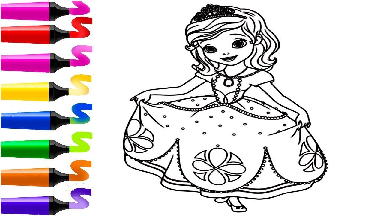 24 Prodigue Coloriage Fille Princesse Image  Coloriage fille