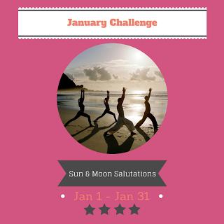 how to sun  moon salutations  moon salutation sun moon