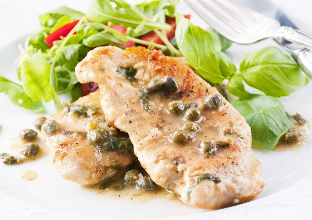 Schmor-Paprika mit Hähnchen #Low-Carb #Mit-Fleisch #Mittagessen
