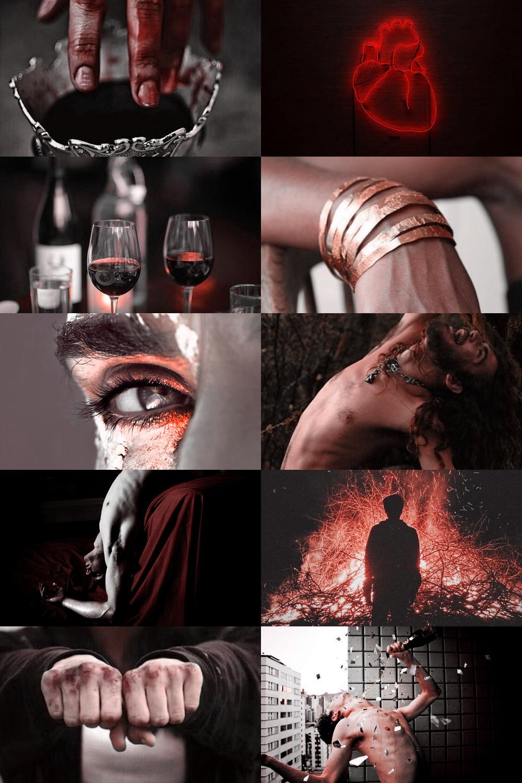 — skcgsra:   dionysus/bacchus aesthetic (more here)